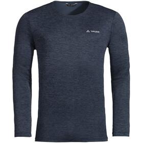 VAUDE Essential Langarm T-Shirt Herren eclipse